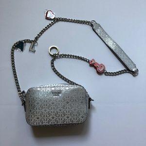 Guess Women's Tabbi Mini Crossbody Camera Handbag